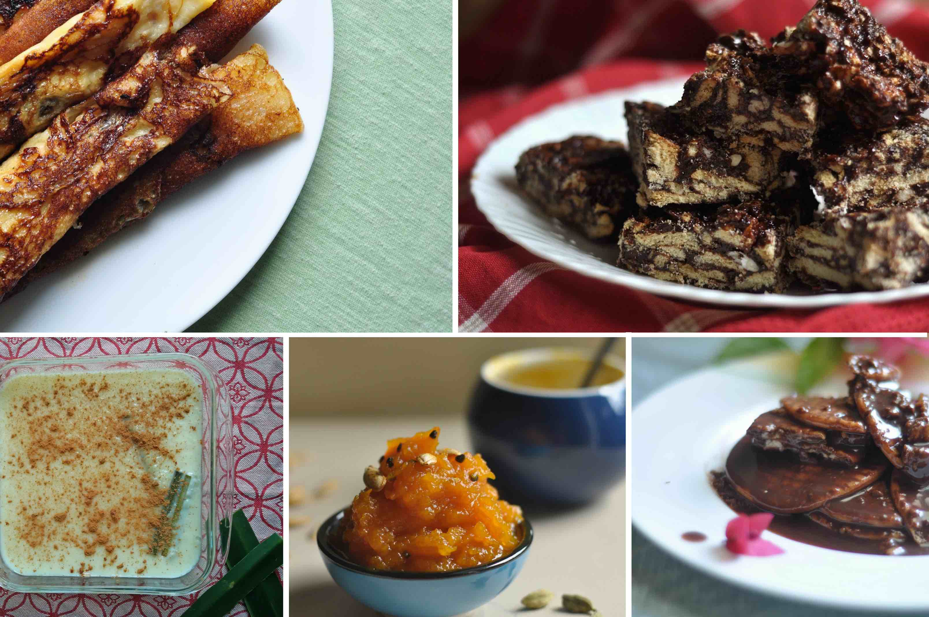 5 Quick Easy Desserts Lonumedhu